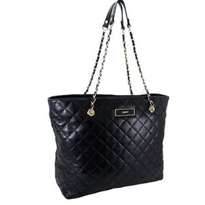 DKNY | quilted nappa tote